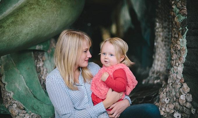 賢い子供,母親,共通点,笑顔