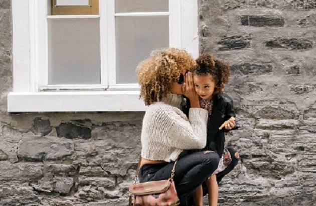 賢い子,母親,共通点,話し方