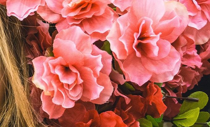 花粉症,対策、ワセリン,塗り方